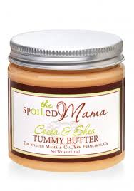 Kem trị rạn da Spoiled Mama Tummy Butter For Stretch Marks