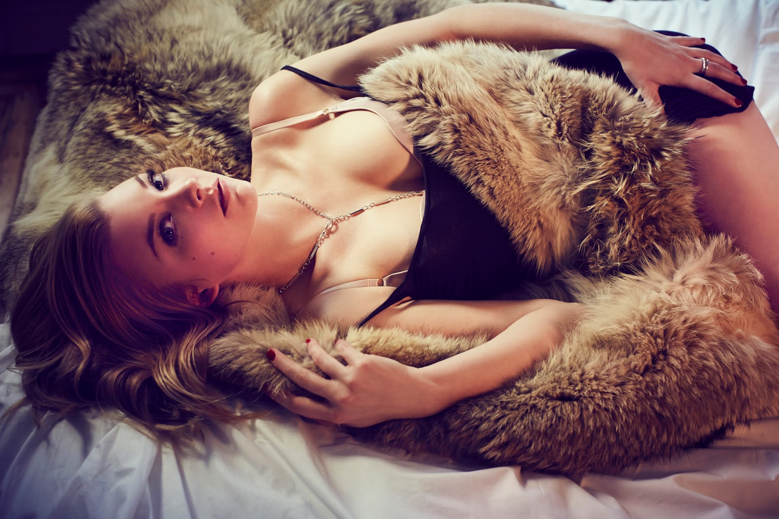Model Photos: Natalie Dormer - Will Davidson Photoshoot
