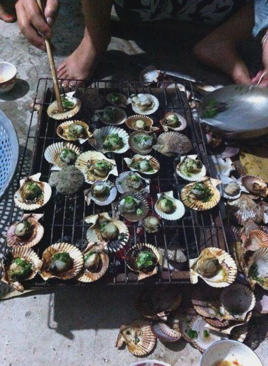Kinh nghiệm thuê nhà nghỉ, ăn uống tại khu du lịch Nam Du Kiên Giang