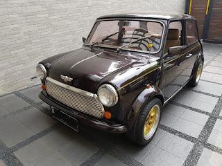 DIJUAL MOBIL KLASIK  Mini Morris 1968 Antik
