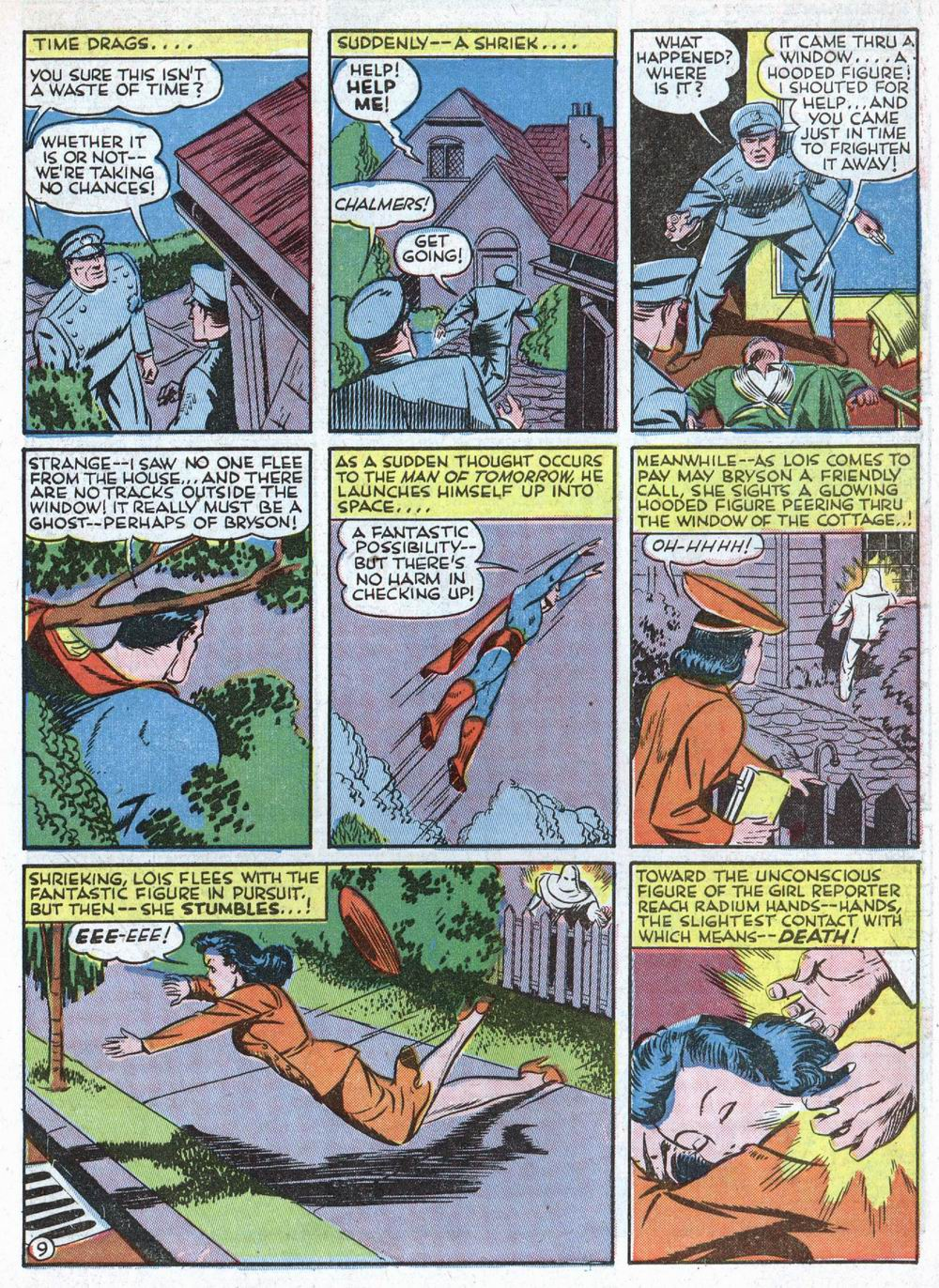 Read online Action Comics (1938) comic -  Issue #39 - 11