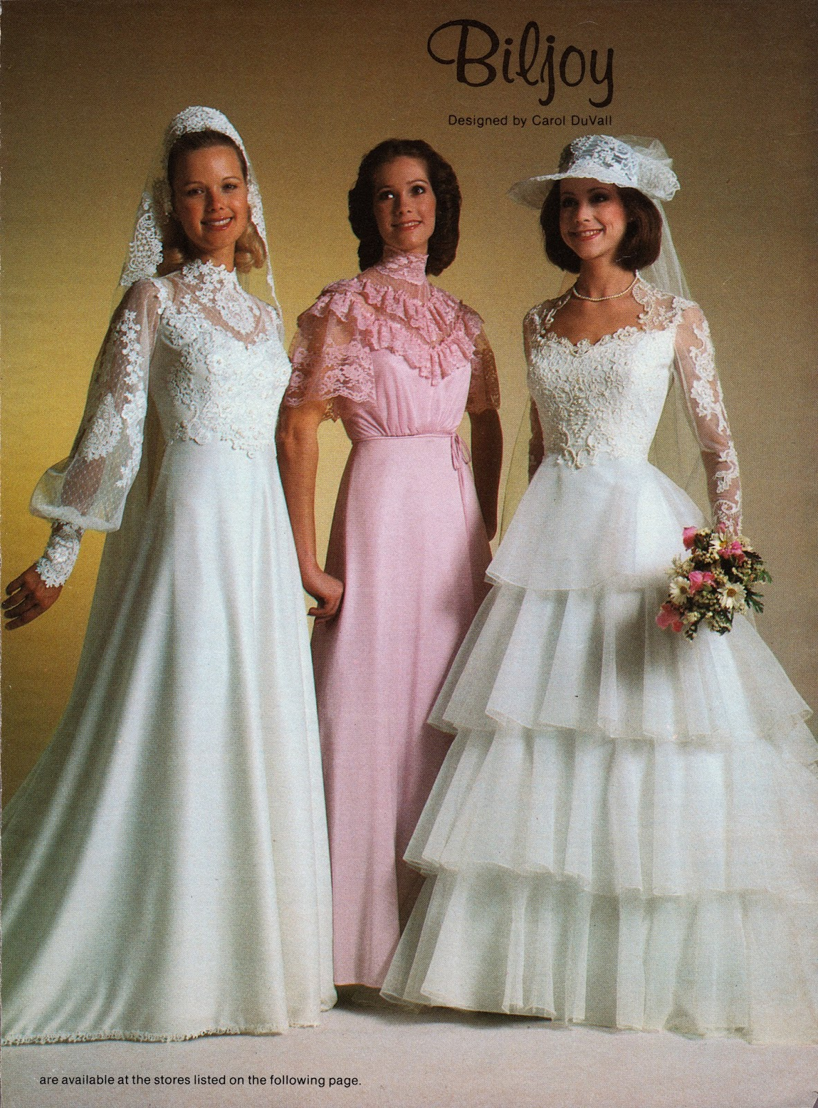 843cf65b226 ... the wedding dresses tended to the more traditional. Hmmm