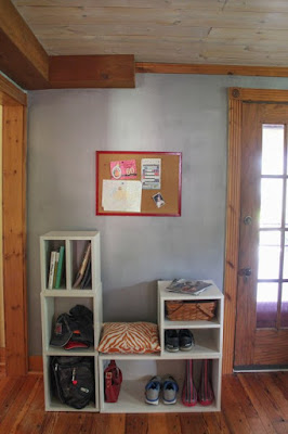 Mudroom Storage 1