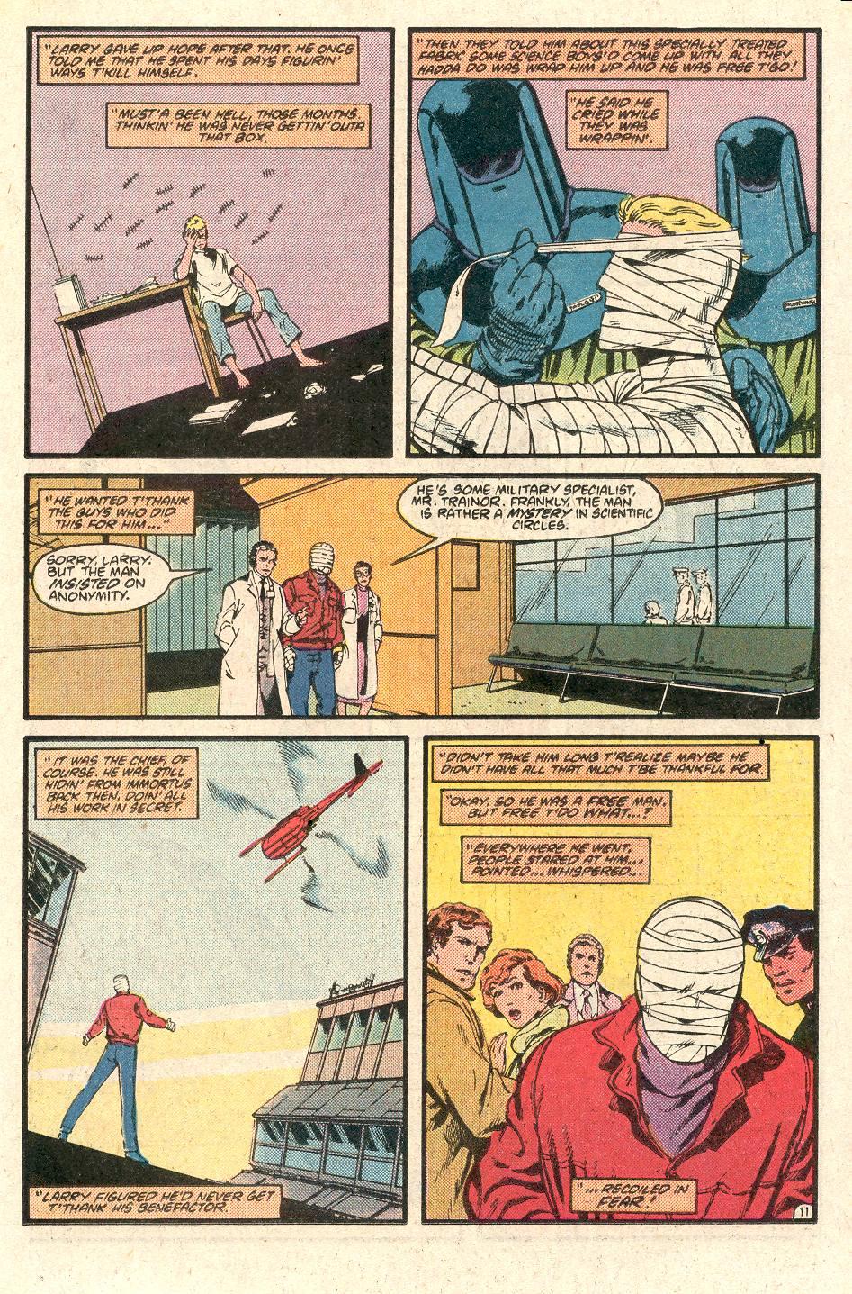 Read online Secret Origins (1986) comic -  Issue # _Annual 1 - 12