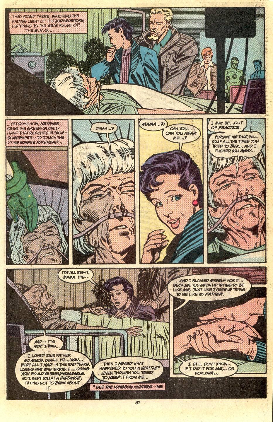 Read online Secret Origins (1986) comic -  Issue #50 - 84