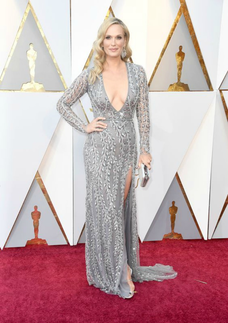 The best looks from the Oscars 2018 Molly Sims