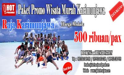 Promo Paket Karimunjawa Murah