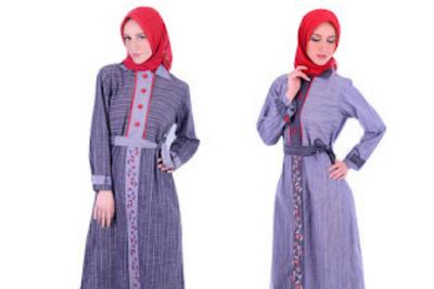 Baju Muslim Lebaran Harga Murah 2017