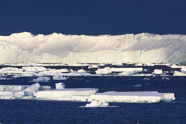 A Totten-gleccser az összeomlás felé halad
