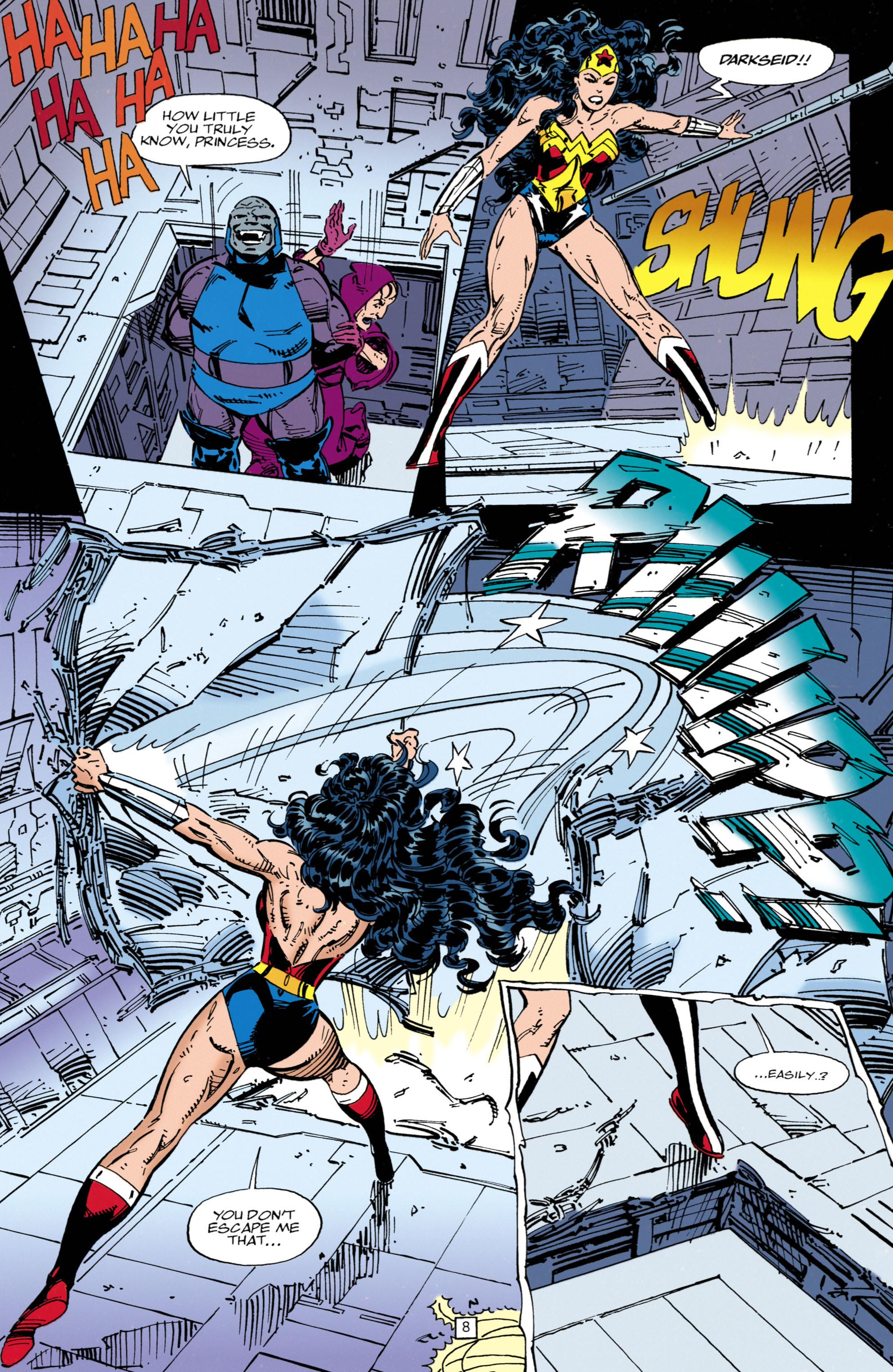Read online Wonder Woman (1987) comic -  Issue #102 - 8