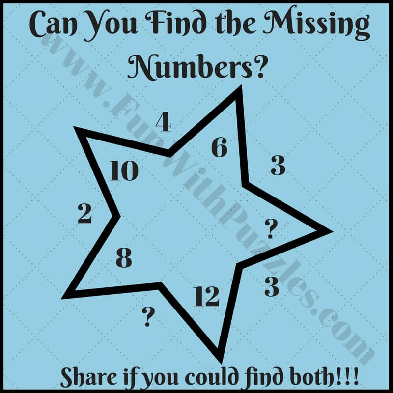 Mind Bending Math puzzles and brain teasers for adults - Fun With ...
