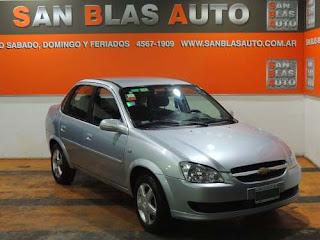 Autos En Oferta Chevrolet Classic 4p Lt 1 4n 2011 4p San Blas Auto