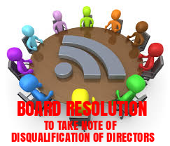 Board-Resolution-Take-Note-Disqualification-Directors