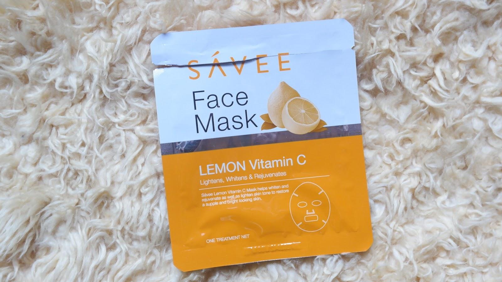 savee face mask