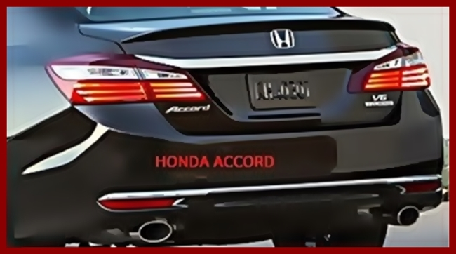 2017 Honda Accord Hybrid Rumors Usa Review And Specs