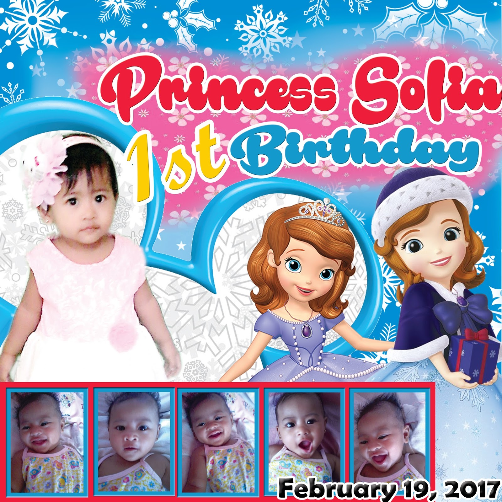 Sofia The First Theme Tarpaulin Get Layout
