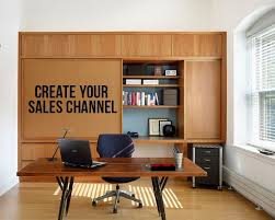 Woodworking Business - Create Your Sales Channel - Offline and Online