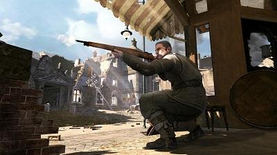 Sniper Elite V2 Remastered Review   Gameplay