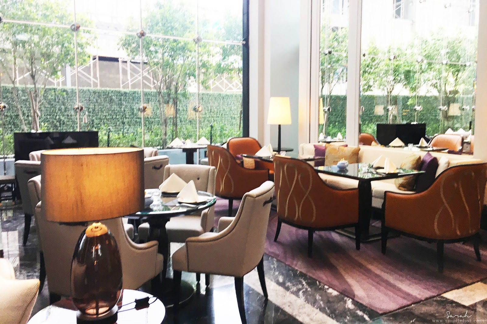 Afternoon Tea @ The Drawing Room, St Regis Hotel KL - Small N Hot ...