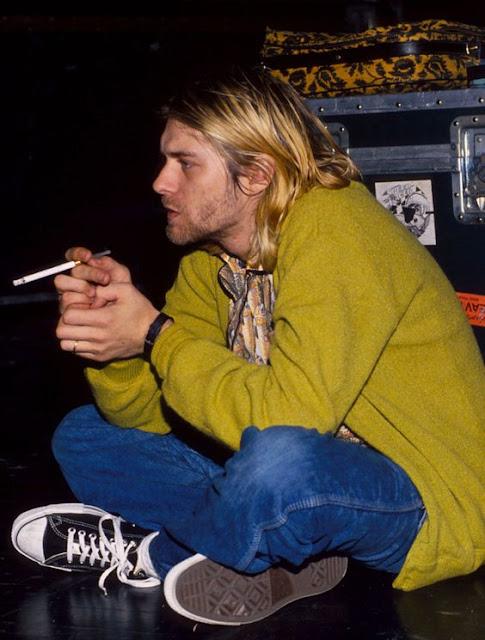 Kurt Cobain e grunge