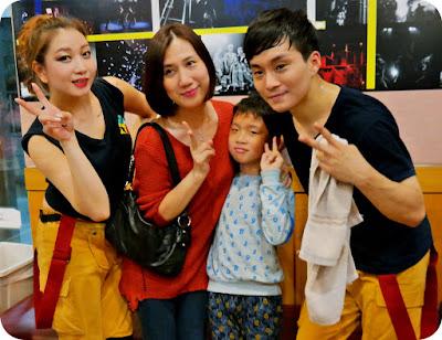 Fireman+Show+Korea