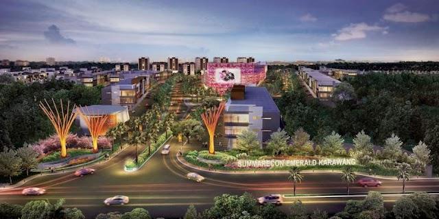 Karawang Kota Urban Baru