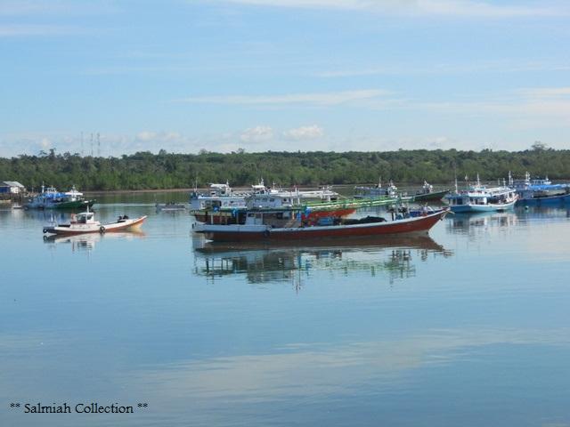 Perahu di Torobulu