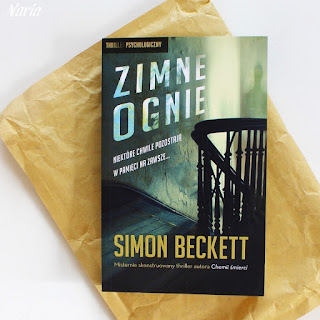 Zimne ognie - Simon Beckett