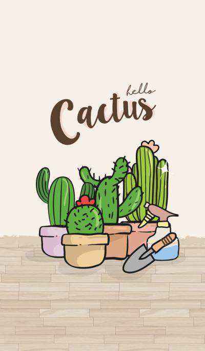 Hello Cactus 2