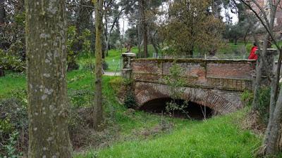 Puente. Quinta de Torre Arias