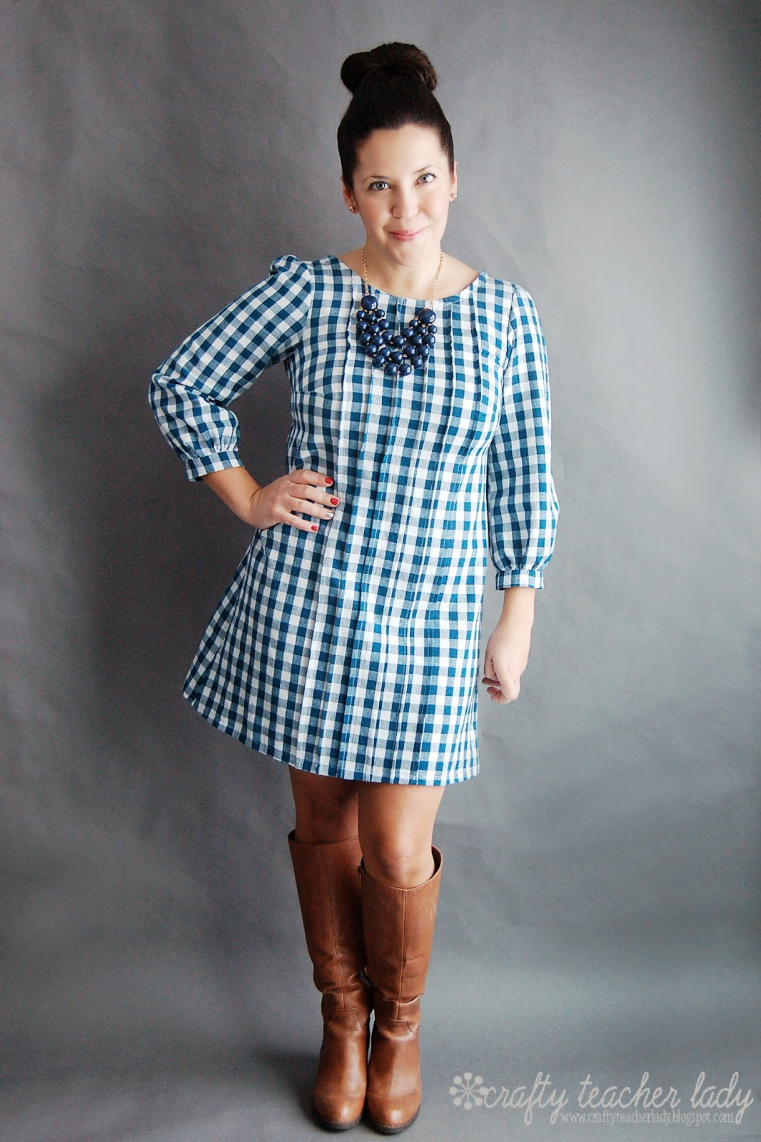 e880b2f57 I ve used this really versatile pattern from Made By Rae once before but  chose to do a tunic length this time around. What s great about this pattern  is ...