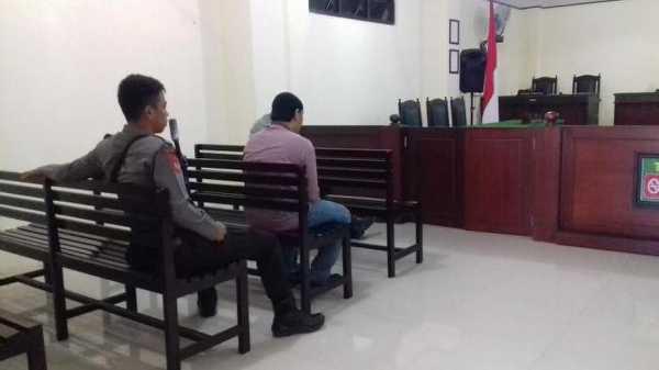 Tersangka kolor ijo di vonis mati oleh pengadilan