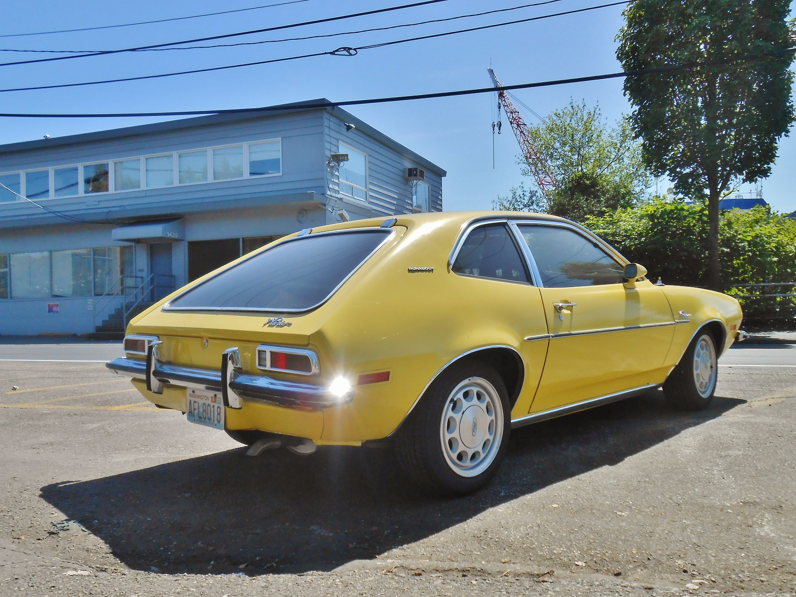 bigram989 1972 Ford Pinto Specs, Photos, Modification Info ...