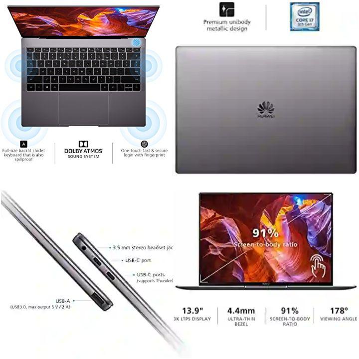 Huawei MateBook X Pro 16GB RAM Laptop