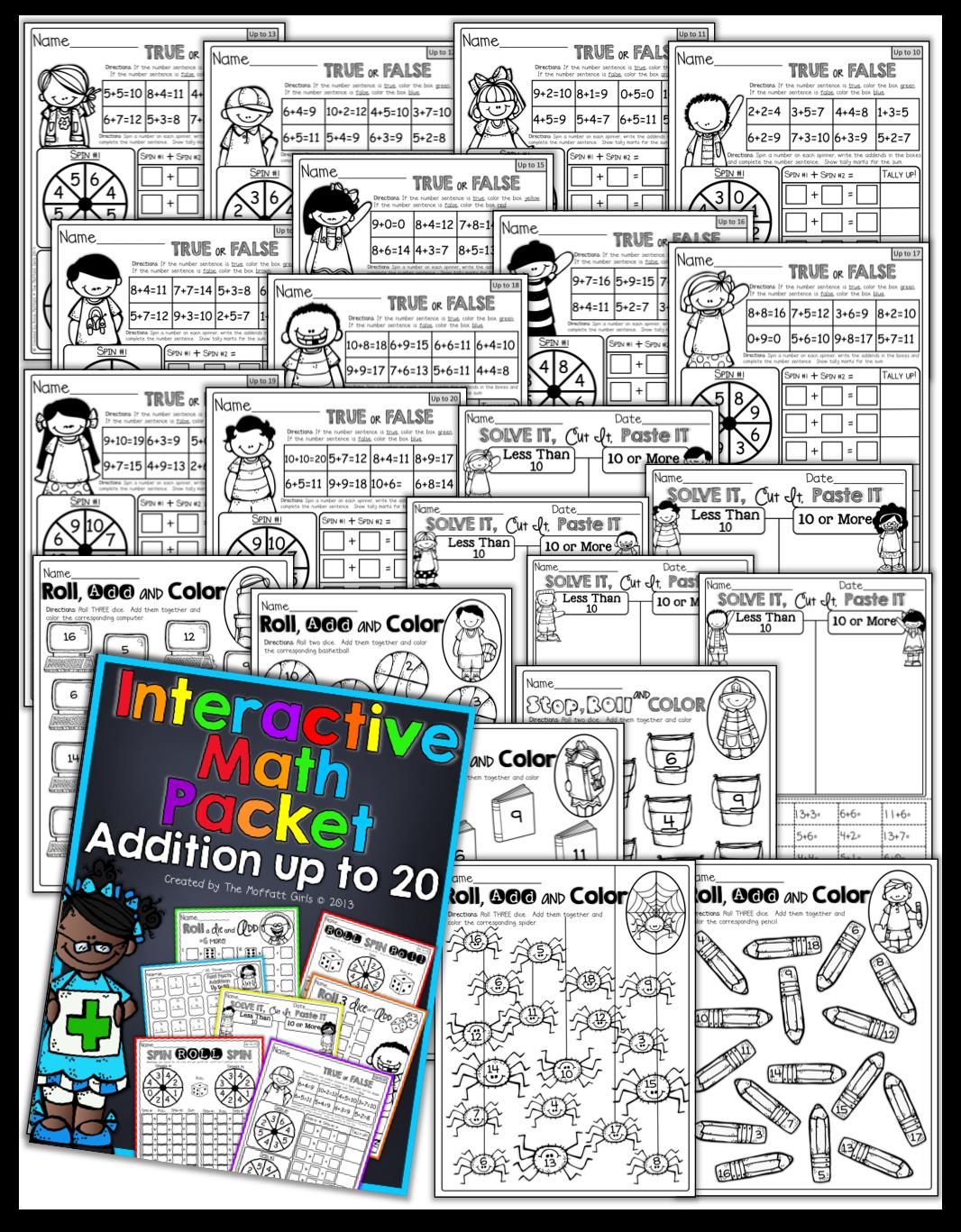 Interactive Math Makes Learning Fun