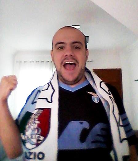 A Lazio somos nós!: Bruno César, do Portal Laziale Brasile