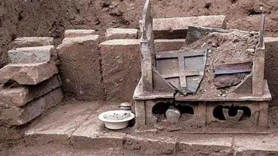 Buongiornolink - Cina, la tomba dell'Illuminato. Trovati i resti cremati di Buddha