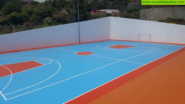 El Ayuntamiento de Santa Cruz de La Palma renueva por completo la Casa de la Cultura de Velhoco y su entorno