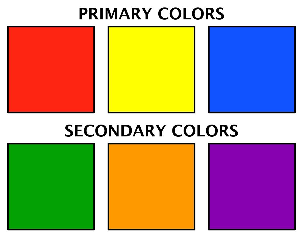 Primary Color