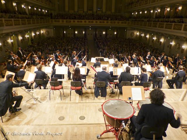 Konzerthaus Berlin orquesta, por El Guisante Verde Project