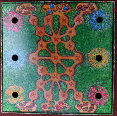 ジャングルマーケット ゲームボード