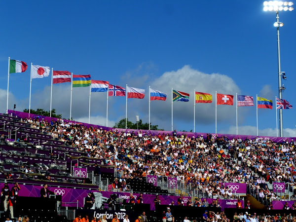 London 2012 Olympics: Beach Volleyball