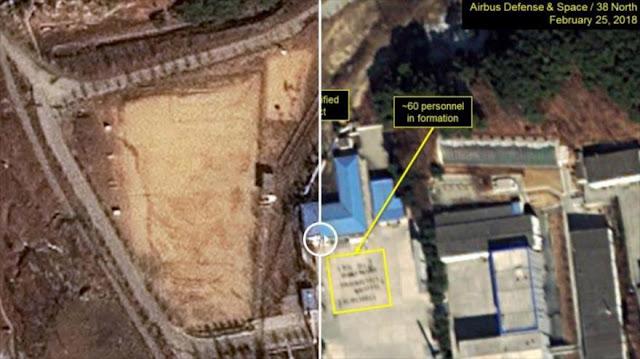 Fotos de satélite: Pyongyang ha reanudado producción de plutonio