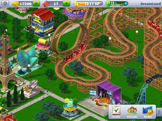 RollerCoaster Tycoon 4 Mobile Mod v1.9.2 Apk