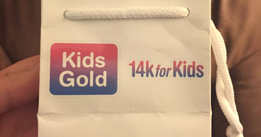 14K gold for kids - Review