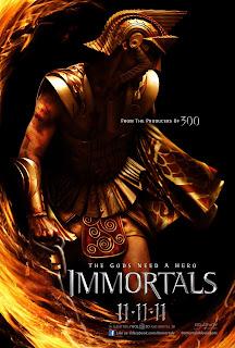Immortals (2011) เทพเจ้าธนูอมตะ