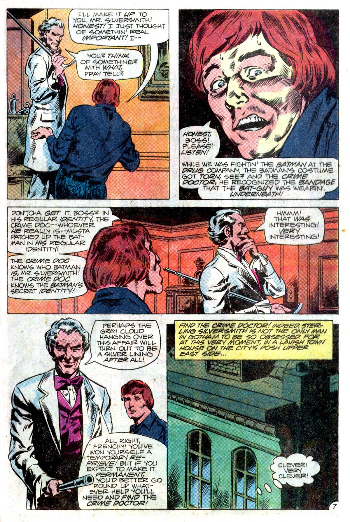 Detective Comics (1937) 495 Page 7