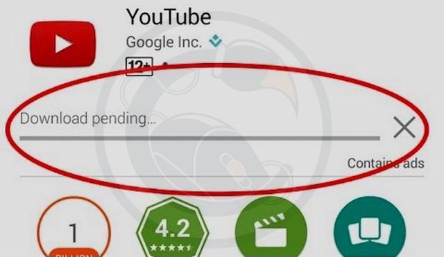 حل مشكلة توقف التحميل في جوجل بلاي حصري 2019 Download