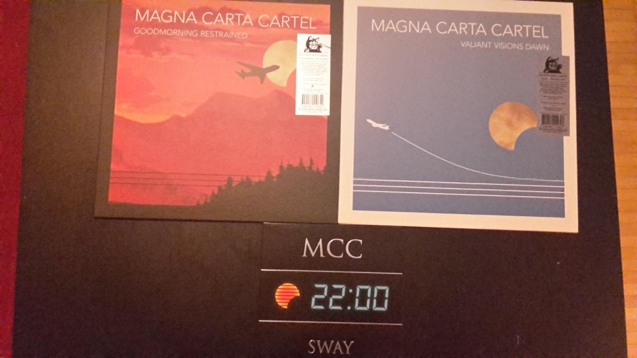 Musik på CD: MCC (Magna Carta Cartel)- The Demon King 2017