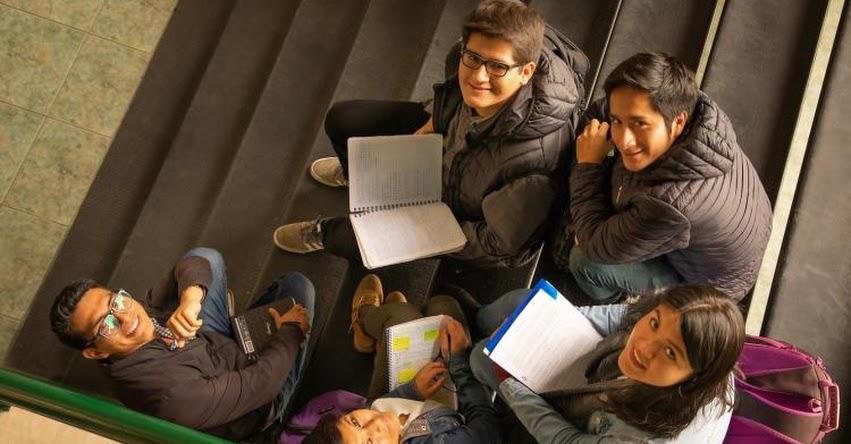 BECA PERMANENCIA: 85% de los ganadores son alumnos sobresalientes, informó el PRONABEC